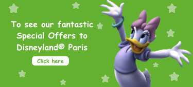 Special Offers to Disneyland Paris